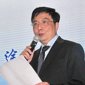 杂志现任常务总编辑杨建勇教授欢迎各界来宾