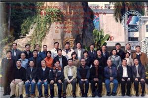2010年,杂志部分编委合照