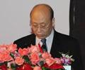 中国非处方药物协会会长白慧良致开幕辞