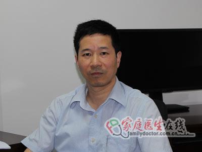 中山眼科中心主任兼眼科医院院长刘奕志教授高清图片