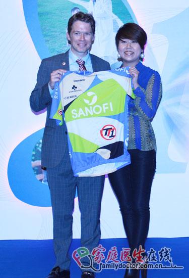施宏一:中国1型糖尿病患者的青年精神领袖