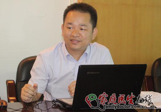 谭健烽:医生娱乐生活质量低 19.42%的医护人员情感衰竭