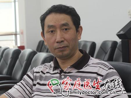 武汉大学中南医院妇产科主任医师 李家福教授