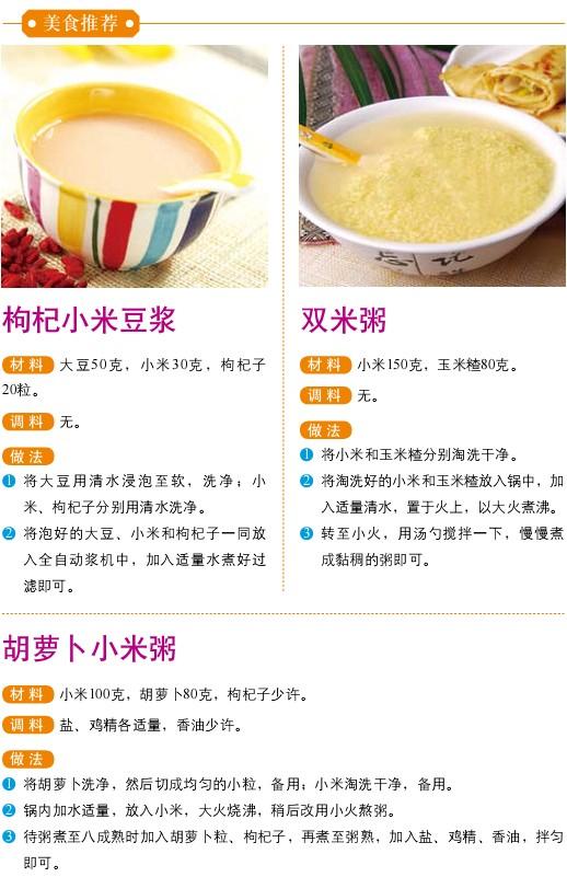 14、宜食食物——小米