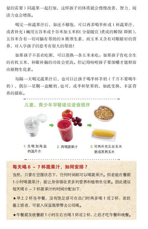 3、黄金食物比例(1)