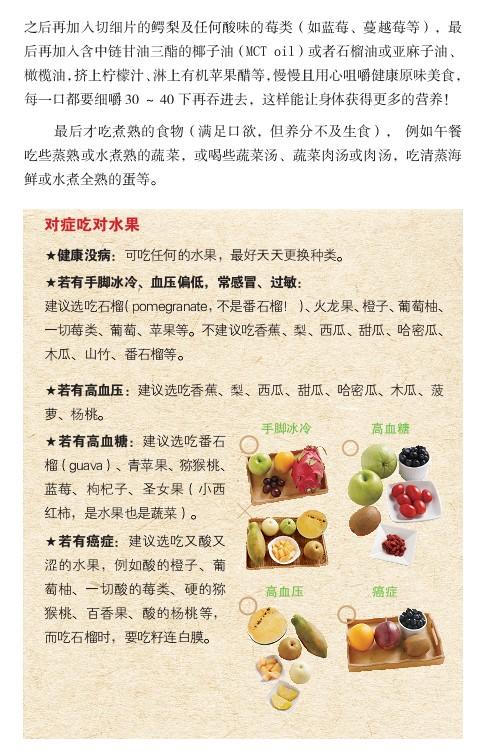 4、黄金食物比例(2)