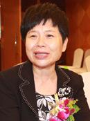 广州新天地健康管理中心总经理林月兰女士